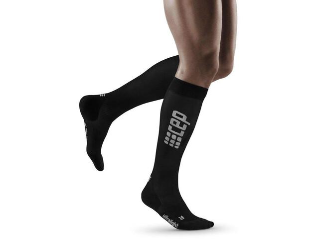 cep Ultralight Run Socks Men black/light grey